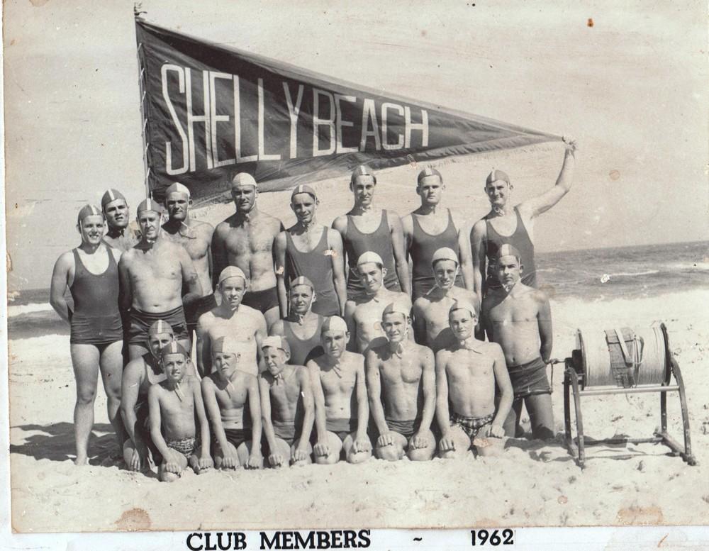 118 Shelly Club Members 1962