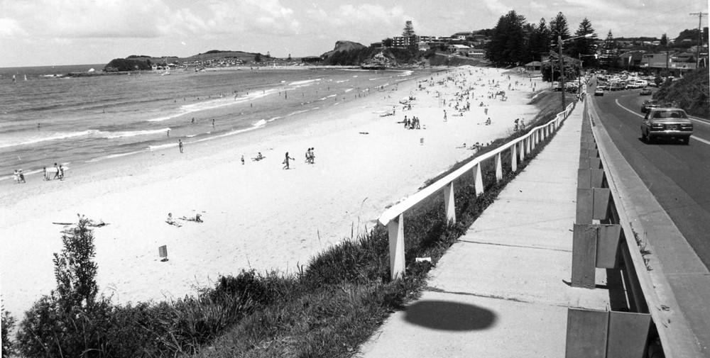 126 Terrigal Beach Shot 1970's