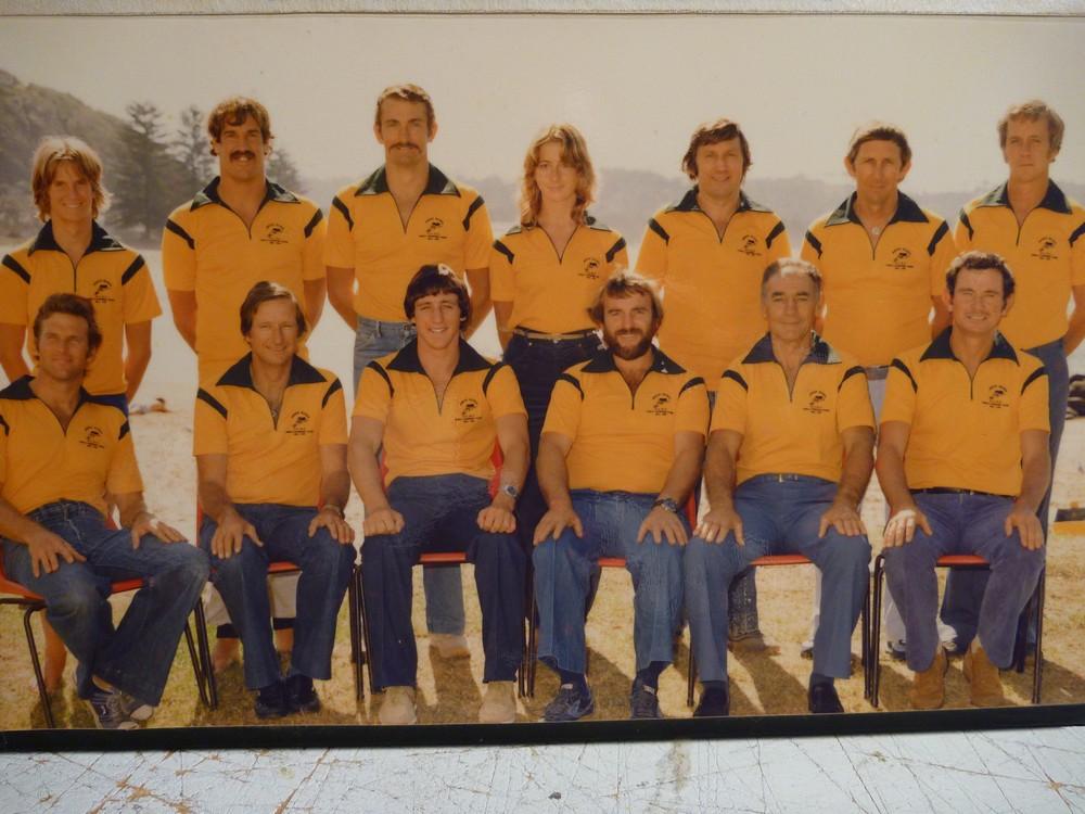 143 old Avoca team