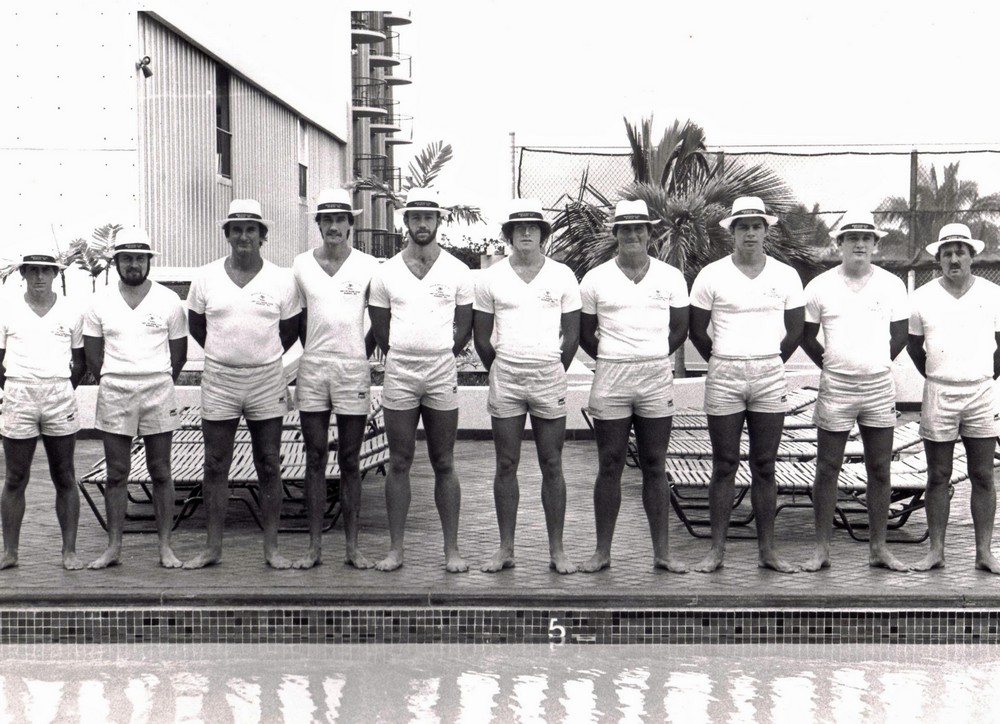 156 OB Team World Titles Hawaii 83