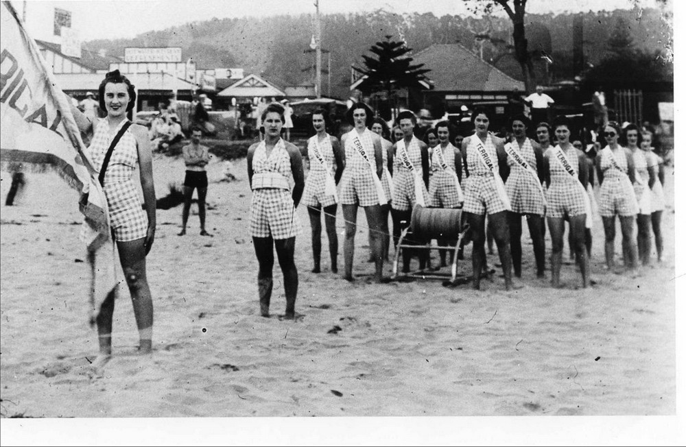 198 Terrigal Ladies Auxilliary March Past 1960s
