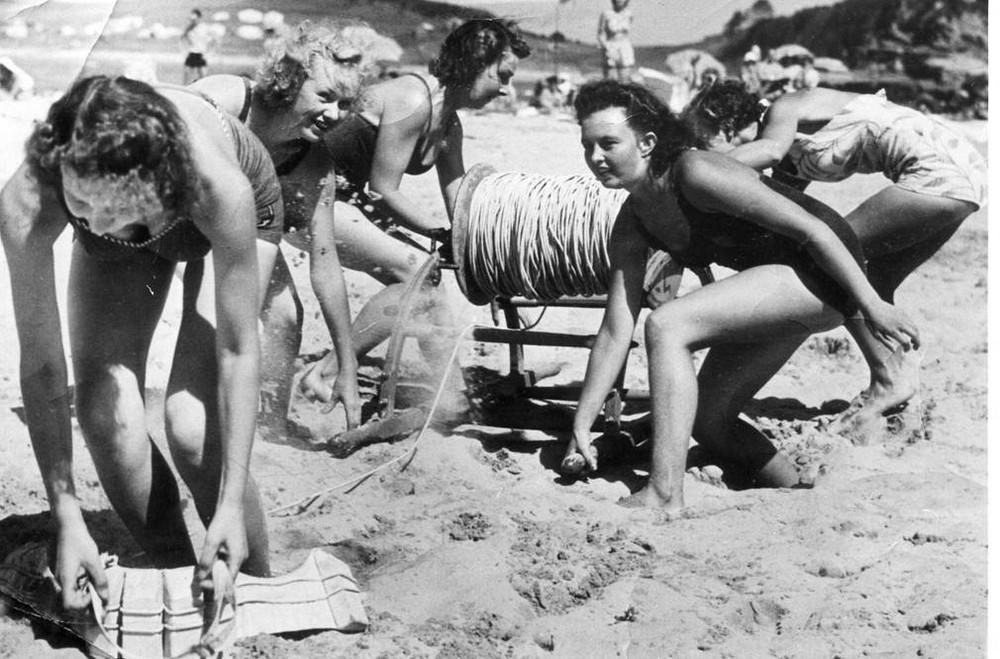 211 Terrigal Ladies RNR 1940's