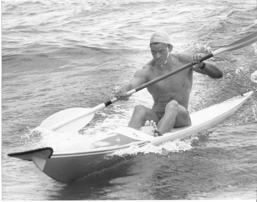 256 Chris Bond, NBN Chris Bond Ski Champion 1985