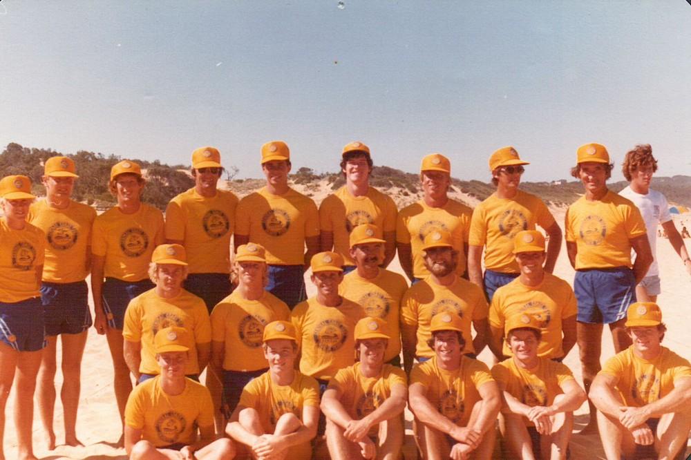 55 CC Interbranch team 80s 2