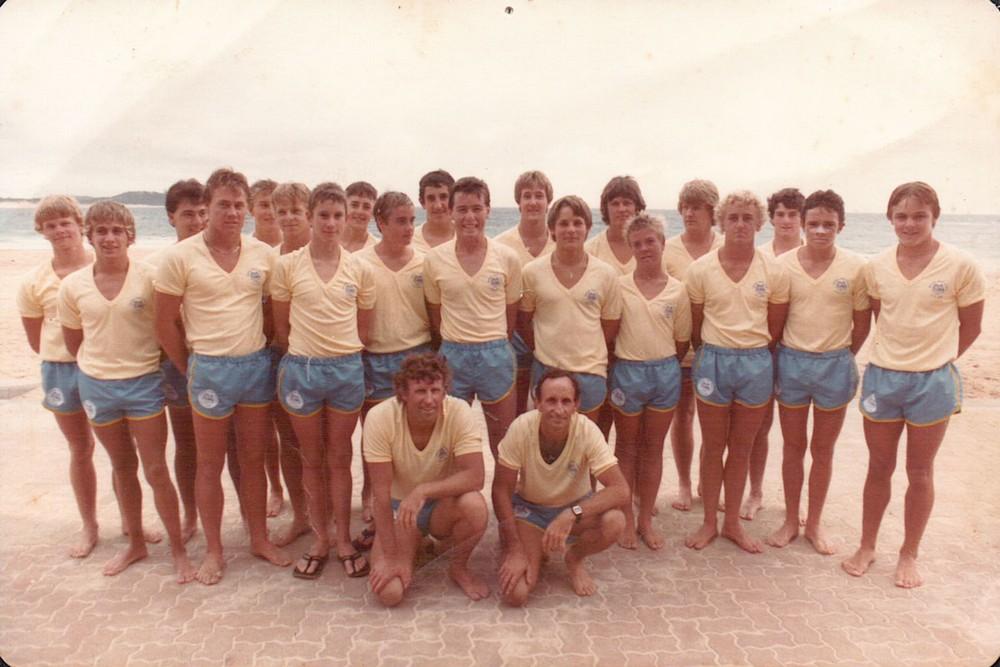 75 CC interbranch team 80s