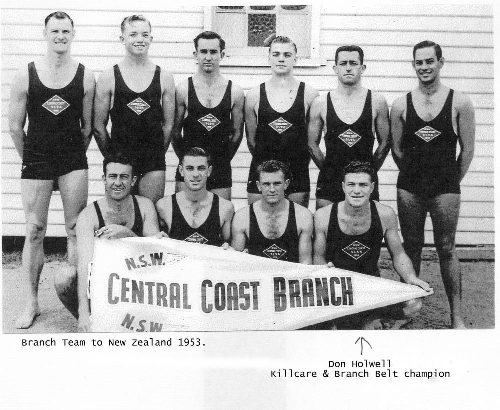 80 NZ Team 1953