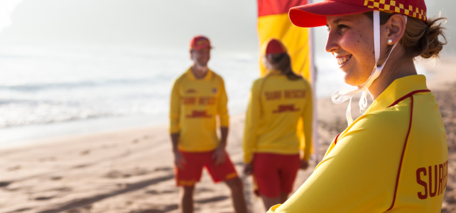 Home - Surf Life Saving