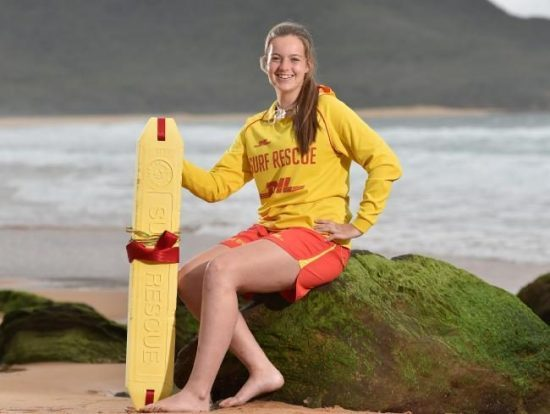 Pride of Australia goes to Jen Webb – Killcare SLSC