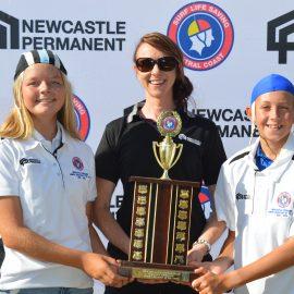 2018/19 Newcastle Permanent Junior Lifesaver of the Year