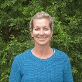 Director of Youth Activities – Amy Fletcher